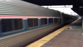Amtrak Pennsylvanian Train 42