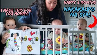 Download NAKAKAUPO NA SI BUNSO! | MASYADONG NAGMAMADALI | MAY PA-CARD SI ATE LILLY