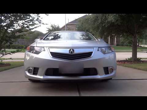 2012 Acura TSX Detail Review