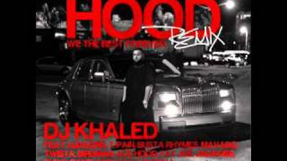 Welcome To my hood remix!!Feat  Ludacris, T Pain, Busta Rhymes, Mavado,
