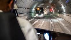 Tramway T6 - Virofaly Rive Gauche/Viroflay Rive Doite