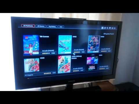 RetroX for Android (f.k.a. RetroBoxTV)
