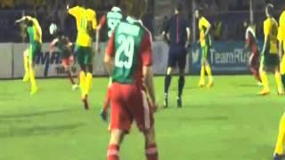 Кубань 1:2 Локомотив - Мбарк Буссуфа (третий гол) 21.05.2015
