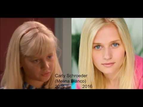 Lizzie McGuire Then & Now