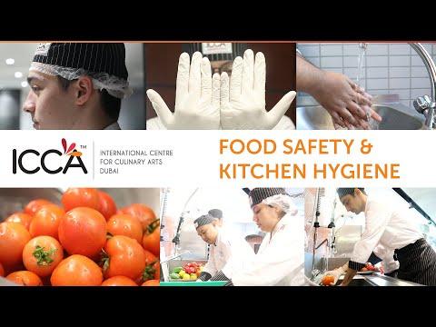 Food Safety and Kitchen Hygiene | ICCA Dubai