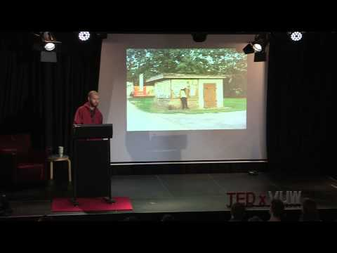 Interpreting abstract thought: Jon Drypnz at TEDxVUW