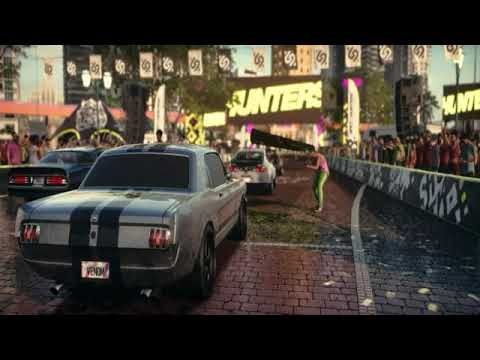 Need For Speed Heat Ps4 Bannister Race