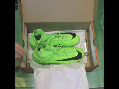 8d944c4c2 Обзор NIKE MERCURIAL VICTORY VI DYNAMIC FIT SG - YouTube