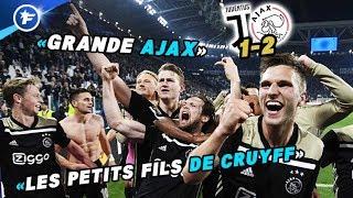 L'Europe du foot hallucinée par la performance de l'Ajax face à la Juve | Revue de presse