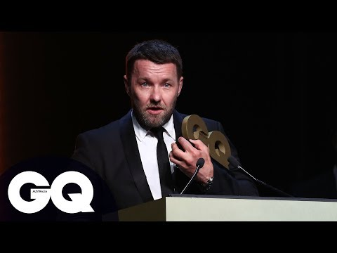 Joel Edgerton Awarded Man Of The Year At Annual GQ Awards