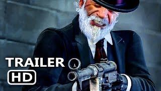 PS4 - Official Call of Duty: Black Ops 4 - Shadowman Blackout Trailer (2018)