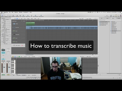 How To Transcribe *Quickly*