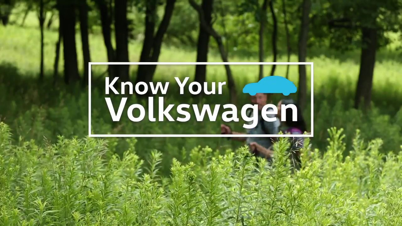 How does climate control work in VW?