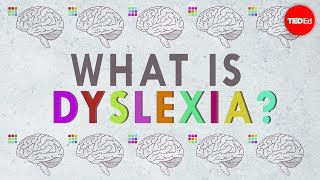 Repeat youtube video What is dyslexia? - Kelli Sandman-Hurley