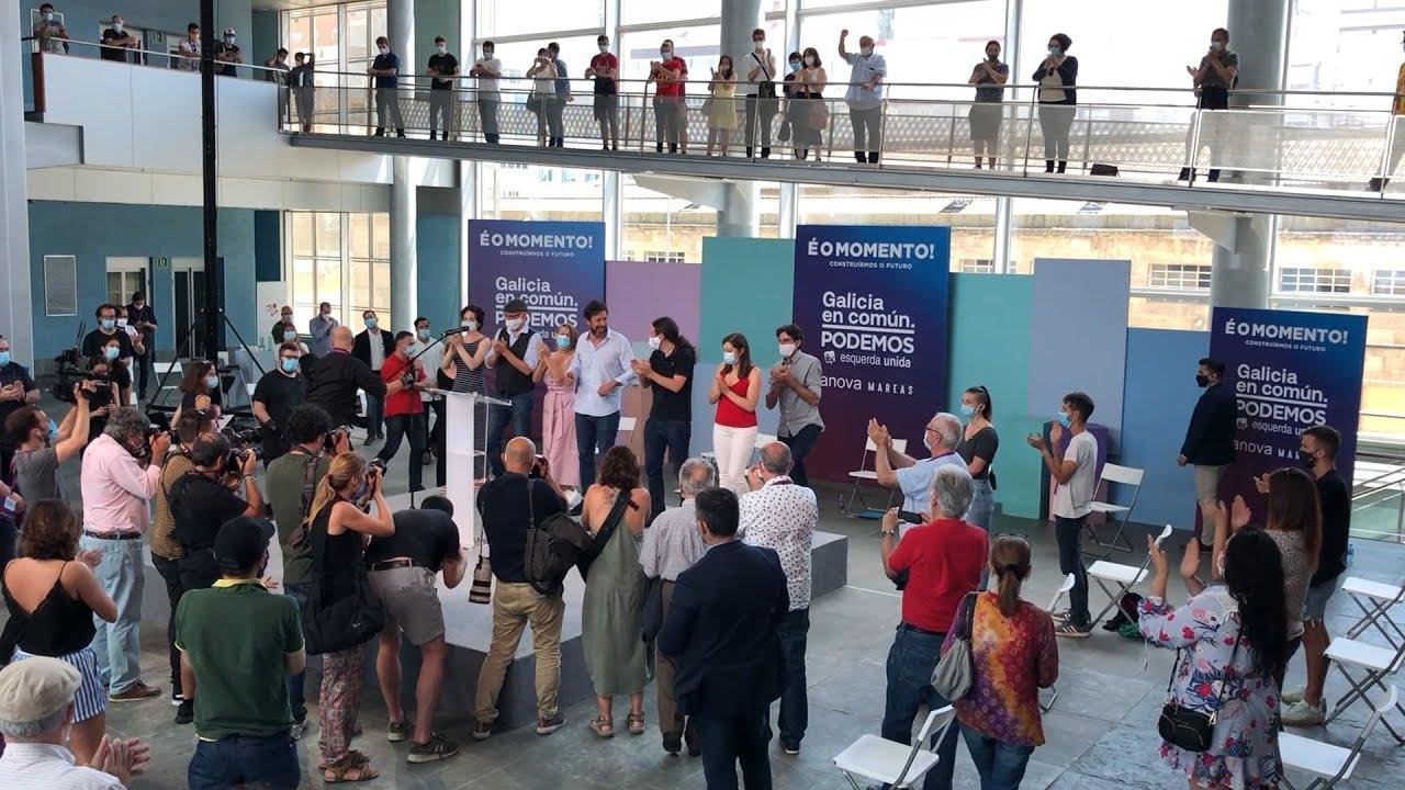 Imputan a Podemos como persona jurídica por la financiación del partido