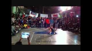 Freak N Stylz Crew Judges Showcase At Kiran Fest 2013