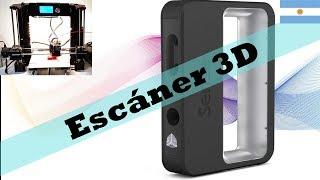 Escaner Sense 3d de 3dsystems