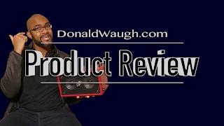 Donald Waugh reviews the Phil Jones Double Four Bass Amp