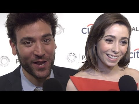 How I Met Your Mother Finale Confessional  Josh Radnor, Alyson Hannigan, Cristin Milioti
