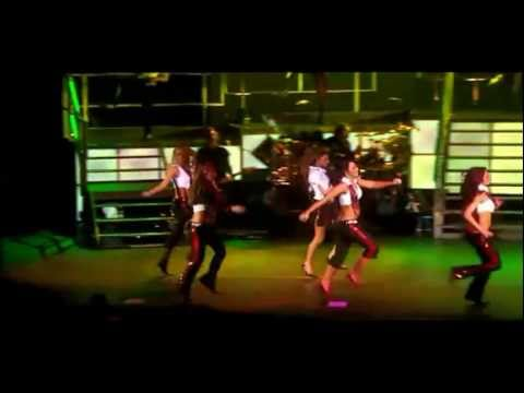Girls Aloud - Graffiti My Soul (What Will The Neighbours Say Tour 2005)
