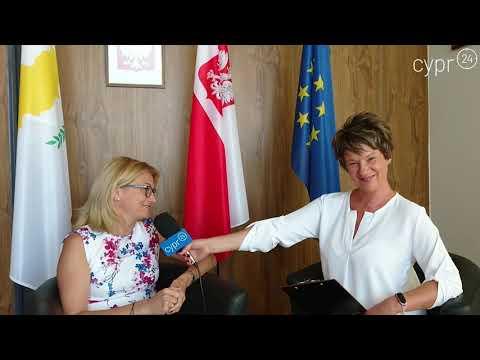 Wywiad z Ambasador RP na Cyprze