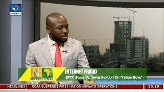 EFCC Steps Up Investigation On 'Yahoo Boys' | Network Africa |