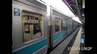 小田急1000形(三菱GTO) 参宮橋発着