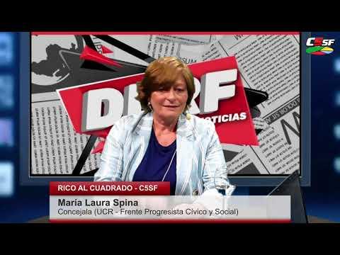 María Laura Spina: Lo principal será privilegiar lo social