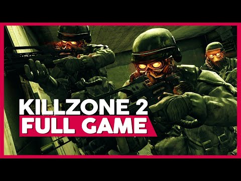 Killzone 2 | Full Playthrough (PS3 | HD | No Commentary)
