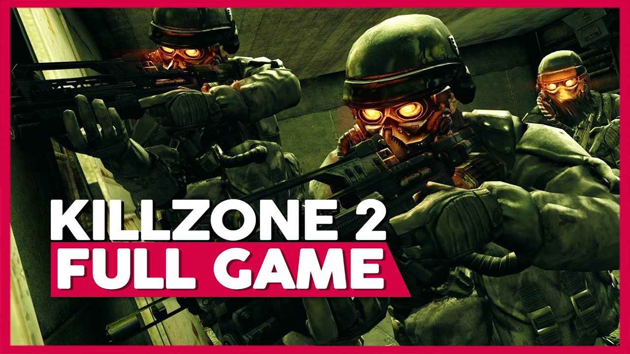 Download Killzone 2 | Full Gameplay/Playthrough | No Commentary [PS3]