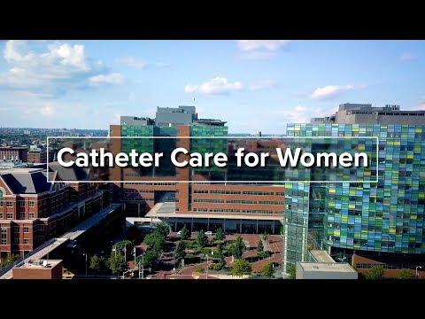 Catheter Care for Women