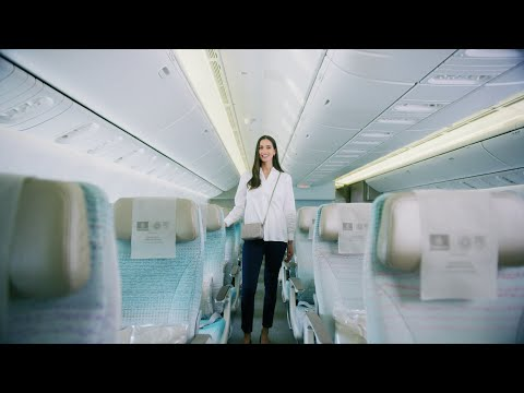 Take a breath of fresh air on board | Emirates Airline