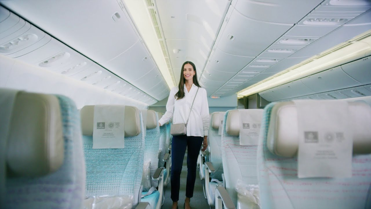 Emirates latest ad faces flight air concerns without fear