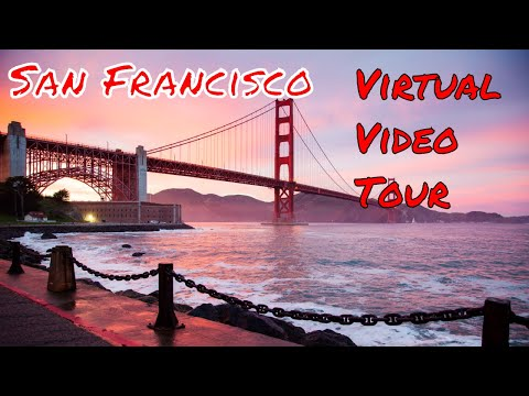 Travel to San Francisco in California | Virtual Tours