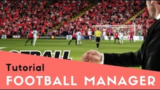 Football Manager- In Game Editor FULL Tutorial