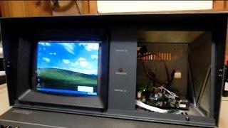1984 Kaypro 4 IV New Components Overhaul Mod part 2
