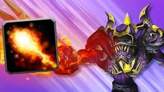 Who Is This FIRE MAGE! (5v5 1v1 Duels) -  Rogue PvP WoW: Battle For Azeroth 8.3