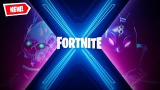 Fortnite Season 10 - Teaser #3 (Female Drift & Skull Voyager Skins)