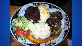 Typical Food in Costa Rica