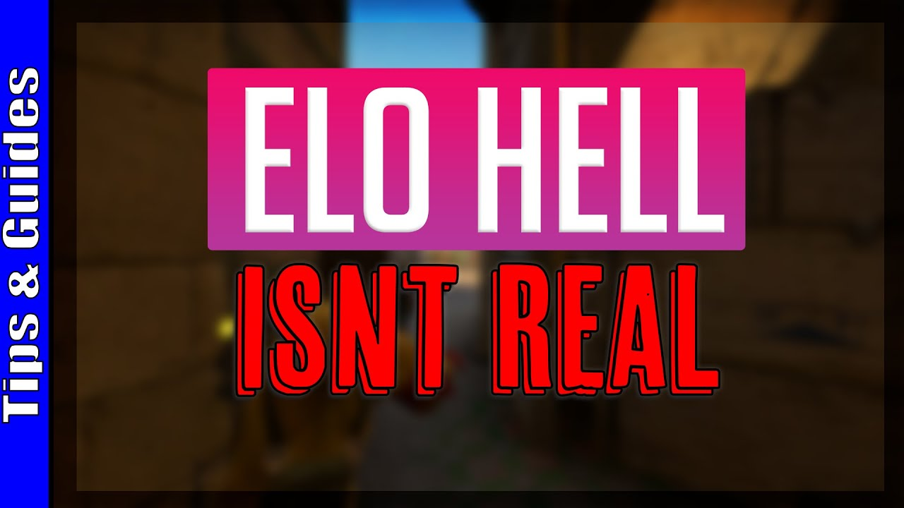 ELO HELL DOESN'T EXIST