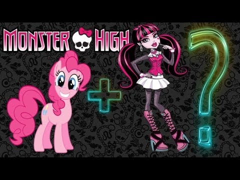 My Little Pony in Monster High CAST!