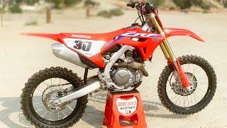 2021 Honda CRF450 - Dirt Bike …