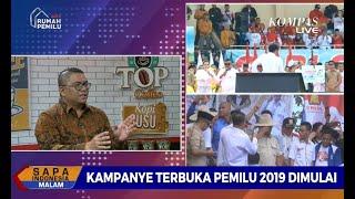 Kampanye Terbuka Pemilu 2019 Dimulai, Apa Evaluasinya? (2)