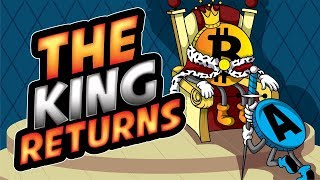 What to Do as Bitcoin Falls and Returns to Crypto Throne