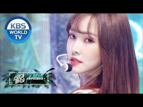여자친구 (GFRIEND) - 열대야 (Fever) [Music Bank COMEBACK / 2019.07.05]