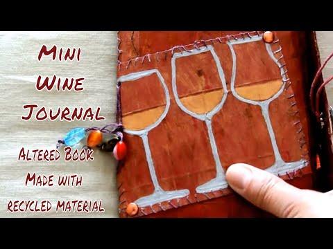 Wine Journal Mini