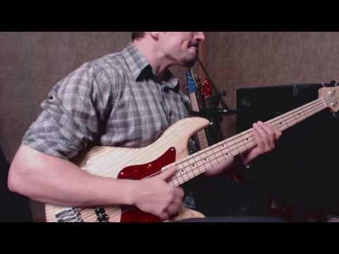 Fernando Molinari- Funk/Fusion Slap B