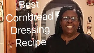 How to make the Best Cornbread Dressing Using Mary's Recipe