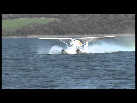 Seaplane Flights on Bantry Bay after 96 years
