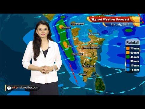 Weather Forecast July 7: Extremely heavy rains to lash parts of Varanasi, Gorakhpur, Azamgarh